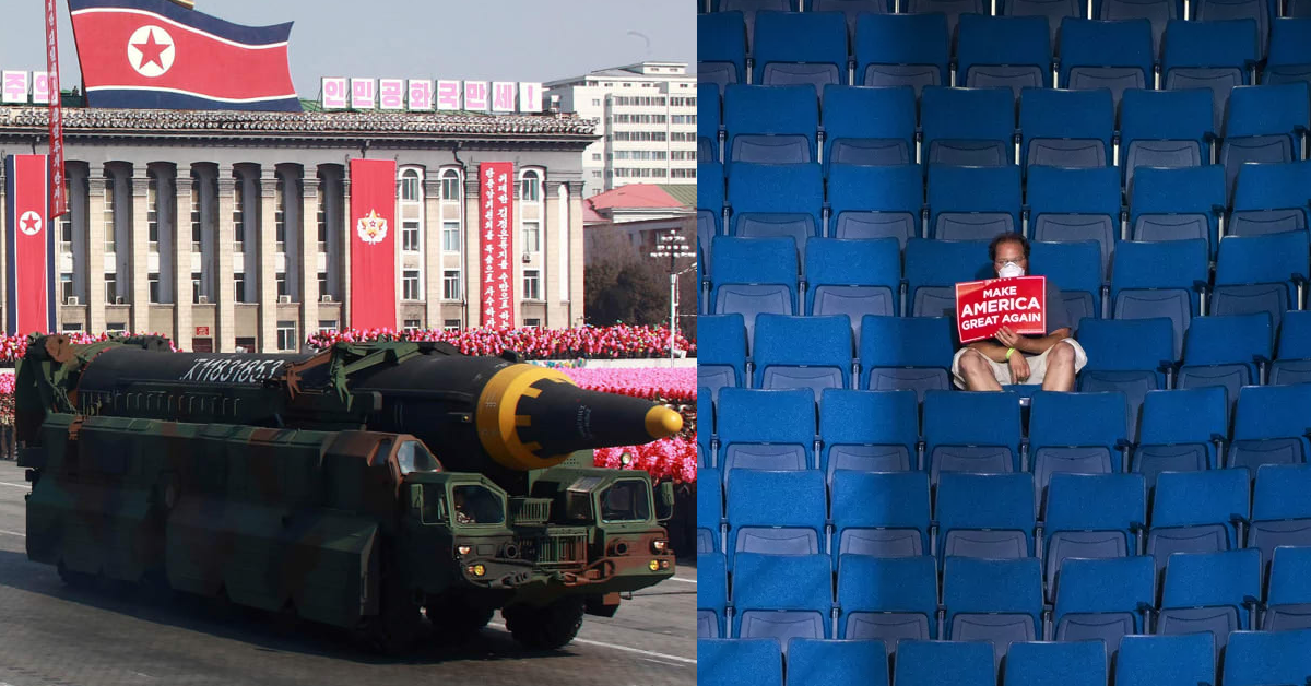 North Korea to switch from Nuclear Weapons to Music Industry, from now on