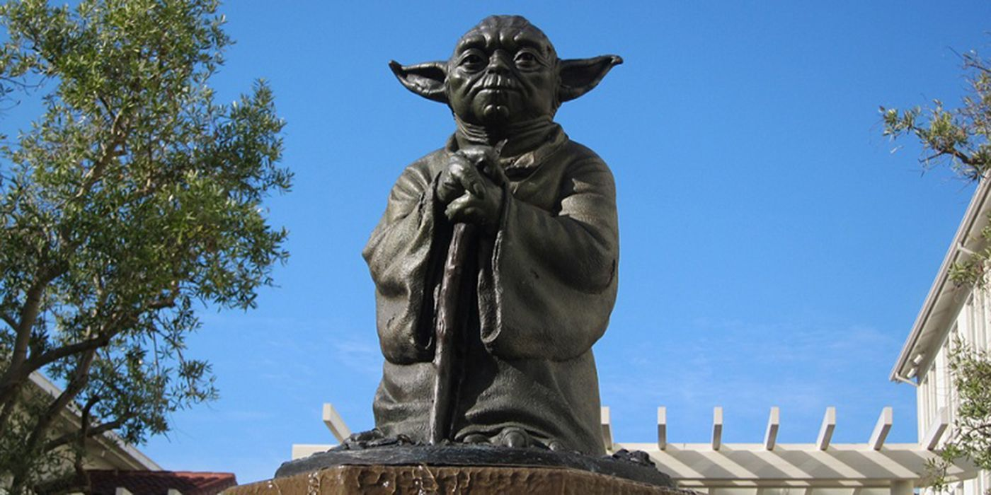Yoda Statue to be Removed after use of controversial enslaved army revealed
