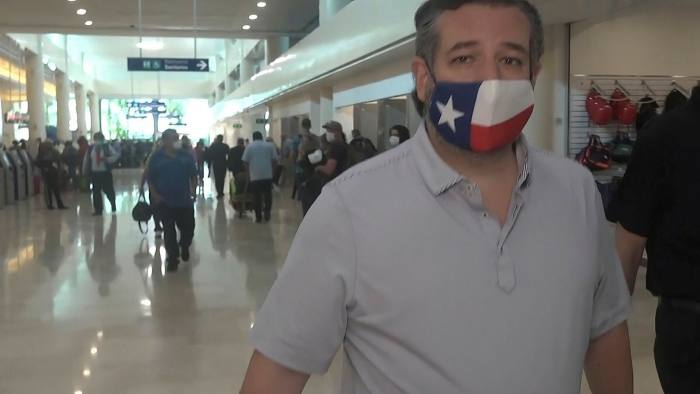 Mexico to finally pay for border wall, to stop Ted Cruz from ever coming the hell back
