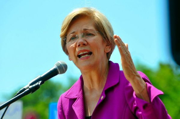 Elizabeth Warren Is Running For President