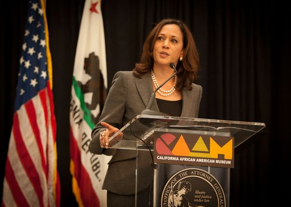 Kamala Harris Announces Her Run for President in 2020