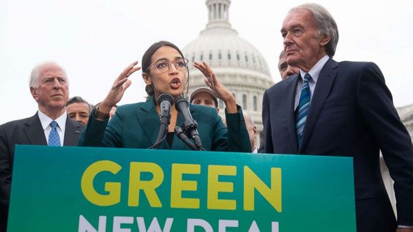 Climate Crisis: AOC's Green New Deal is Here - America Takes a Step Towards Action. What's the Plan?