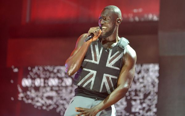 "Stormzy gets crowd to shout ""Fuck Boris!"" at Glastonbury"
