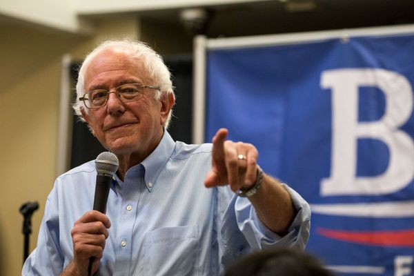 Bernie Sanders raises $18m in Q2 | Total Cash-In-Hand is $24m