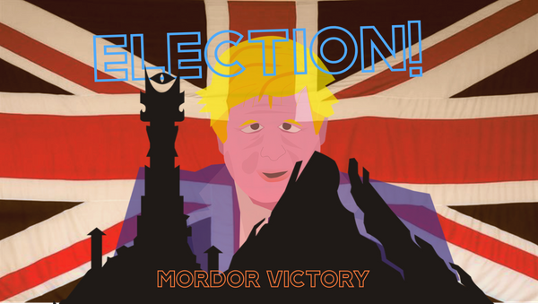 Sauron the Deceiver to win Biggest Middle-Earth Majority since Morgoth