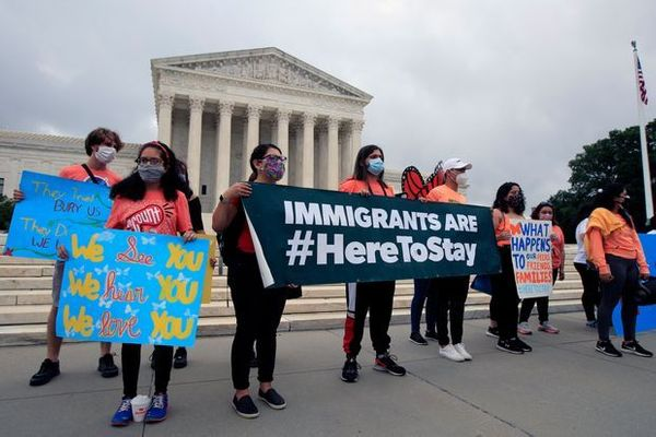 "SCOTUS: ""Fuck you, you racist C*nt"", says court as DACA program is upheld"
