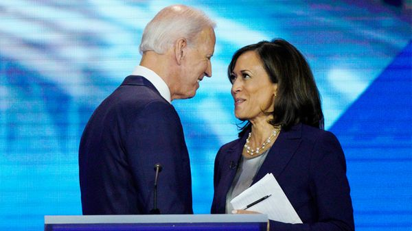 Kamala Harris buys Joe Biden Bungee Jumping & Sky Diving tickets, to celebrate Inauguration